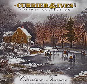 Currier & Ives Xmas Treasures