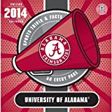 Turner Perfect Timing Alabama Crimson Tide 2014 Box Calendar (8051156) at Amazon.com