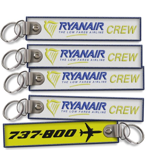 ryanair-boeing-737-girocollo-ricamato-portachiavi
