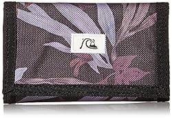 Quiksilver Men's Wallet, WL Scorpio Tarmac, Medium