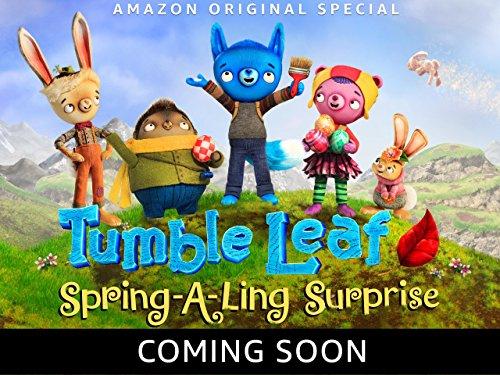 Tumble Leaf Season 3 on Amazon Prime Instant Video UK