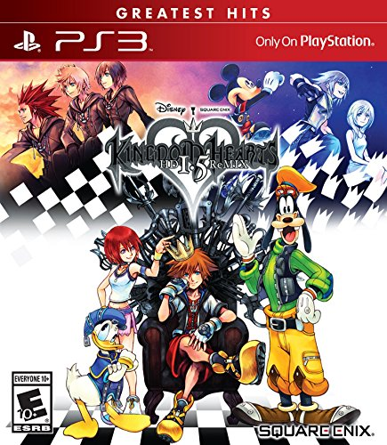 Kingdom Hearts HD 1.5 Photo