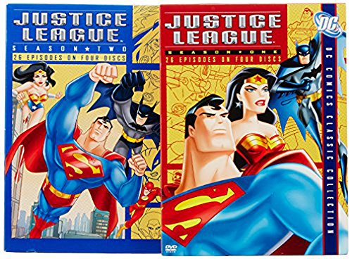Justice League, Seasons 1-2 (DC Comics Classic Collection) (The League Season 2 compare prices)
