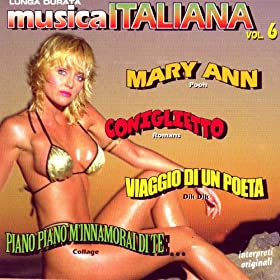 Amazon.com: Musica Italiana Vol 6: Various Artists - Duck Records: MP3