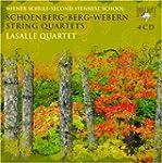 Schoenberg - Berg - Webern : Quatuors...