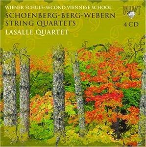 Schoenberg; Berg; Webern - String Quartets