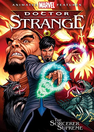 Dr. Strange Animated Film