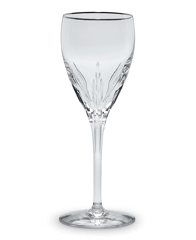 Lenox firelight crystal wine glass ebay - Lenox colored wine glasses ...