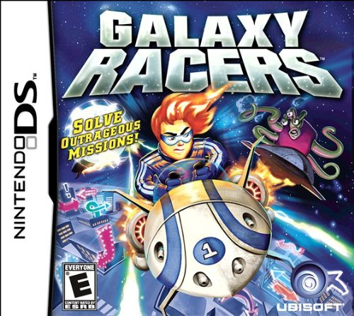 Galaxy Racers - Nintendo DS - 1