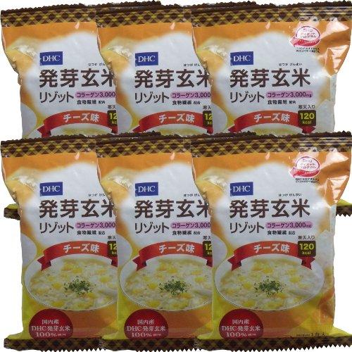 DHC 発芽玄米リゾット チーズ味