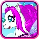 Magic Pony Dress Up