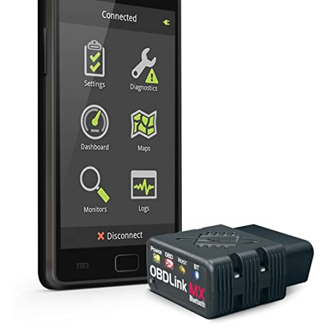 OBD2 SCANNER FOR ANDROID