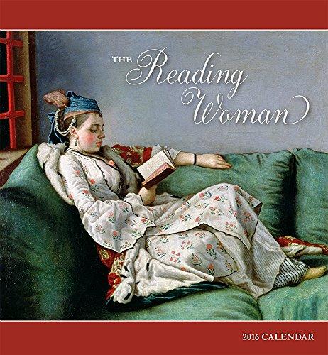 The Reading Woman 2016 Wall Calendar