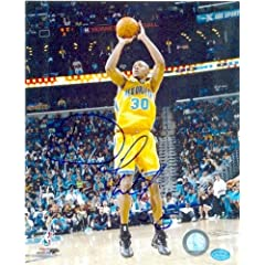 David West Autographed Hand Signed 8x10 Photo (New Orleans Hornets) Image #2