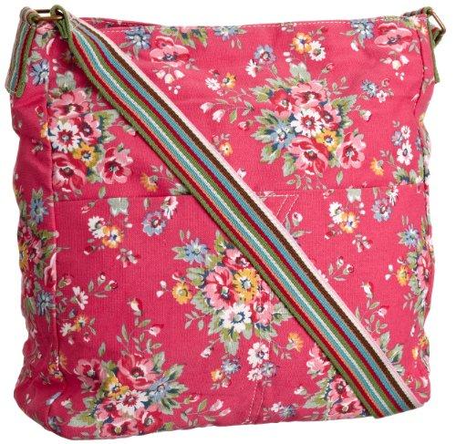 SwankySwans Women's Kirsty Floral Crossbody Bag