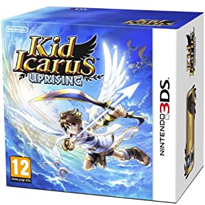 Kid Icarus : Uprising + support console Nintendo 3DS