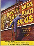 img - for Ringling Bros and Barnum & Bailey Circus Magazine 1943 book / textbook / text book