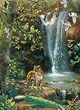 Clementoni - Puzzle de 1500 piezas, High Quality, diseño Enchanted Dream (319848)