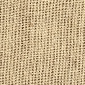 60'' Wide Burlap Wheat Fabric By The Yard