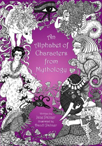 Free Kindle Book : An Alphabet of Characters from Mythology