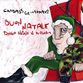 Amazon.com: Buon Natale,Babbo Natale và in guerra: Modaxì Combass