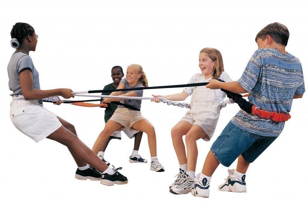 Co-Oper Band Small' – hochwertiger Latexschlauch für Gruppenbewegungsspiele (für 2-5 Personen / Gewicht: 700 g) jetzt bestellen
