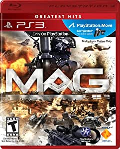 Mag Online Only - Playstation 3