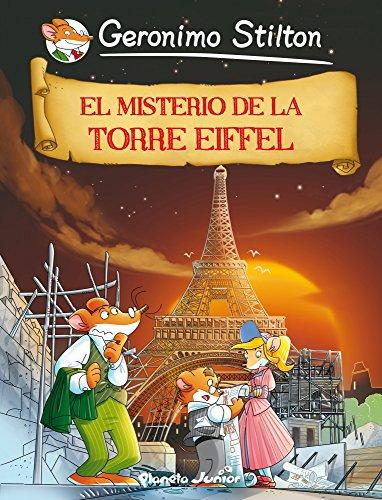 Geronimo Stilton - El misterio de la Torre Eiffel: Cómic Geronimo Stilton 12