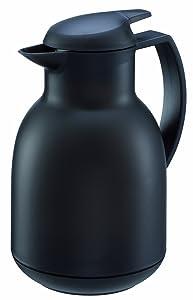 Leifheit 28338 Bolero - Jarra termo (1 litro), color negro   más noticias y comentarios