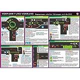 Info-Tafel-Set Verkehr: Vorfahrt - Vorrang & Halten - Parken