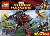 Lego Wolverine Chopper Showdown - 6866