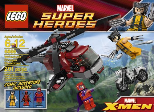 Pic of Lego X-men