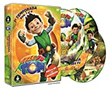 Tree Fu Tom - Temporada 1, Volúmenes 1-4 [DVD]