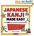 Japanese Kanji Made Easy: Learn 1,000...