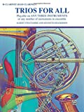 img - for Trios for All: B-flat Clarinet, Bass Clarinet book / textbook / text book