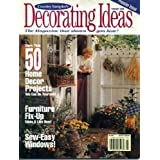 country sampler decorating ideas books