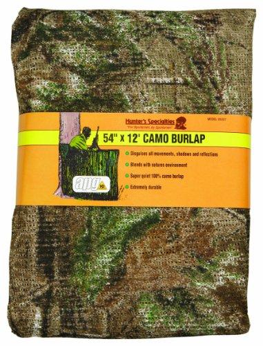 Sale!! Hunters Specialties Burlap Camo Blind Material