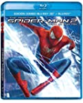 The Amazing Spider-Man 2 (Blu-ray 3D...