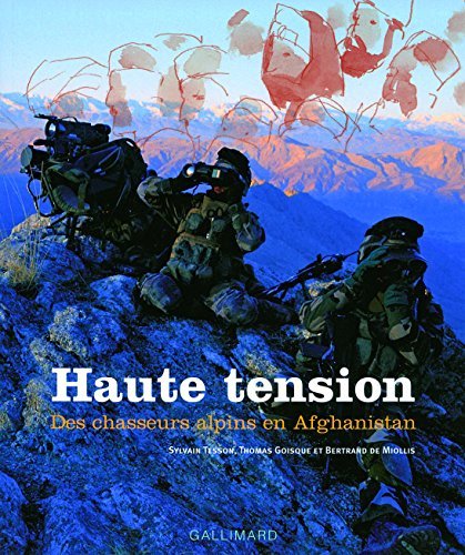 Haute tension des chasseurs alpins en afghanistan ebay for Haute tension definition