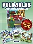 Foldables -- Trucks, Dinosaurs, Monst...