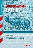 Abitur-Wissen - Latein Prüfungswissen Latinum