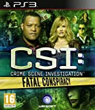 CSI: Fatal Conspiracy [PlayStation 3] - Game