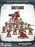 warhammer 40,000 Skitari start collecting
