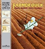 Martin Waddell Farmer Duck (Book & DVD)