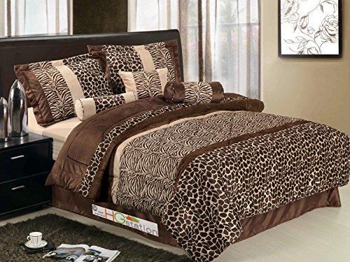 Faux Fur Comforter King front-711937