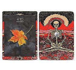 Theskinmantra Skull meditation SKIN/STICKER/VINYL for Apple Ipad Pro Tablet 12.9 inch