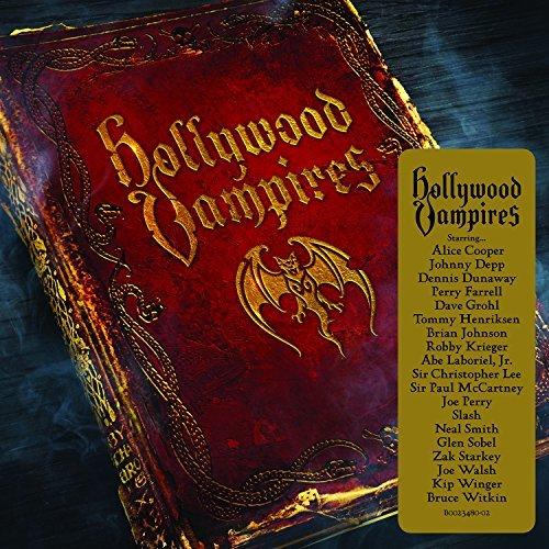 Hollywood Vampires by Hollywood Vampires (2015-08-03)