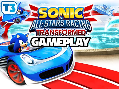 Clip: Sonic & All Stars Racing Transformed Gameplay - Season 1