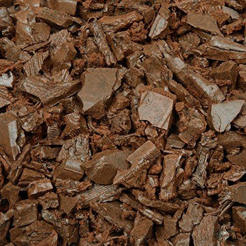 Groundsmart Out Door Garden Fencing Rubber Mulch 0 8 Cubic