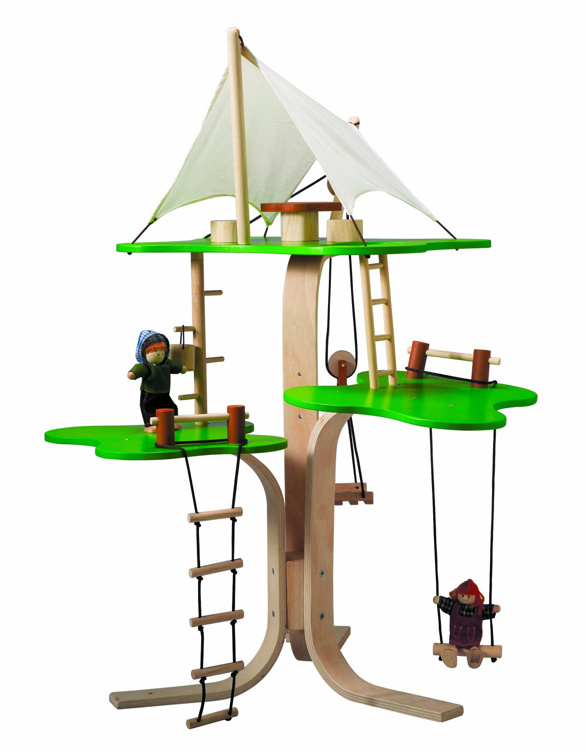 PlanToys Tree House, cool toys for kids